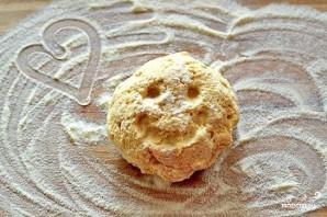 Булочки с сыром и чесноком - фото шаг 2
