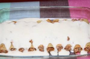 """Каннеллони с мясом и соусом """"Бешамель"""" - фото шаг 6"""