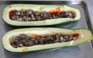 Говядина с кабачками в духовке   - фото шаг 2