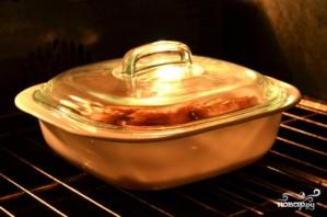 Филе тунца в духовке - фото шаг 5