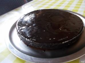 Шоколадная глазурь из какао и молока - фото шаг 5