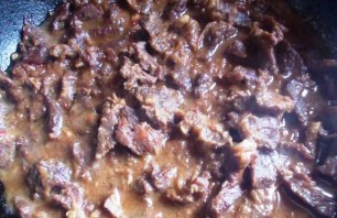 Говядина в соевом соусе - фото шаг 4