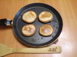 Гречневые оладьи с бананом - фото шаг 7
