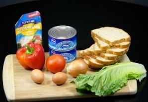 Начинка для бутербродов - фото шаг 1