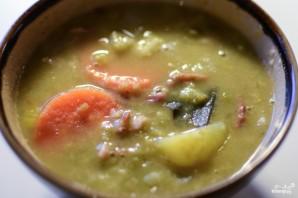 Густой гороховый суп - фото шаг 7