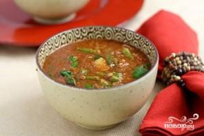 Суп харчо из курицы - фото шаг 8