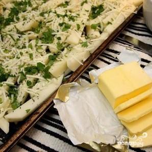 Итальянский картофель-фри - фото шаг 3