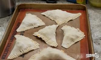 Слоеное тесто на самсу - фото шаг 14