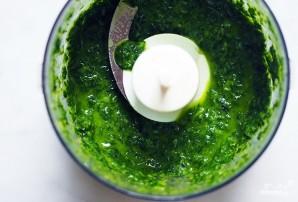 Суп-пюре из брокколи со шпинатом - фото шаг 4