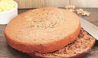 """Торт """"Панчо"""" бисквитный - фото шаг 4"""