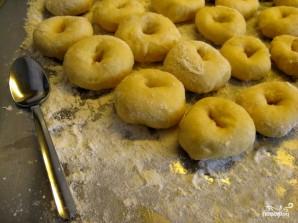 Тесто на пончики - фото шаг 3