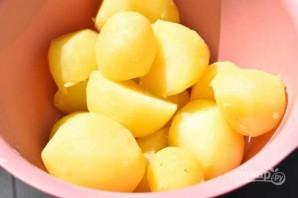 Картофель к праздничному столу - фото шаг 6