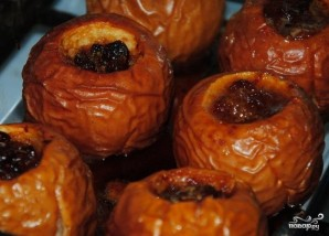 Яблоки в духовке - фото шаг 7