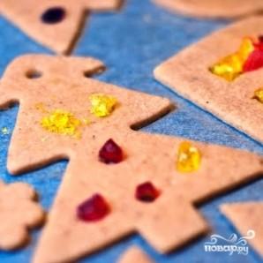 Новогоднее имбирное печенье - фото шаг 7
