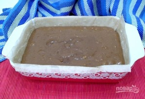 Шоколадный пирог Брауни - фото шаг 8