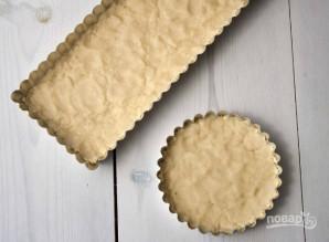 Тертый пирог с ревенем - фото шаг 1
