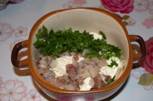 Закуска к белому вину - фото шаг 4