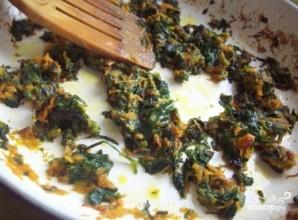 Грибной крем-суп из замороженных грибов - фото шаг 5