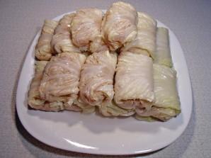 Голубцы из китайской капусты - фото шаг 10