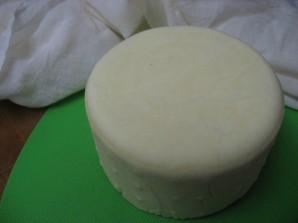 Грузинский сыр в домашних условиях - фото шаг 11