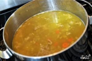 Куриный суп с имбирем - фото шаг 5