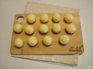 Суп с картофельными шариками - фото шаг 6