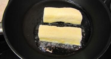 Сыр на сковороде - фото шаг 4