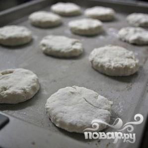 """Масляное печенье """"Традиционное"""" - фото шаг 4"""