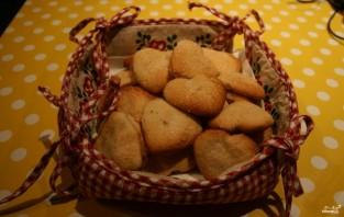 Быстрое постное печенье - фото шаг 7
