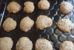 Печенье с шоколадной прослойкой - фото шаг 3