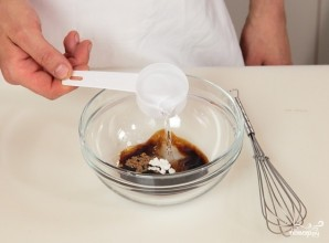 Фарш с соевым соусом - фото шаг 1