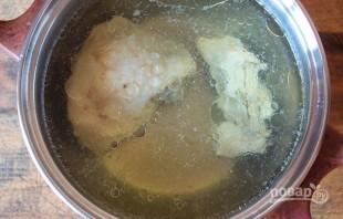 Простой рецепт щей из свежей капусты - фото шаг 1