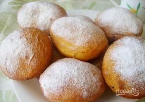 Пончики со сгущенкой - фото шаг 6