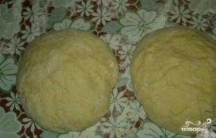 Пирог с рисом и фаршем - фото шаг 5