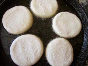 Сырники без яиц - фото шаг 4