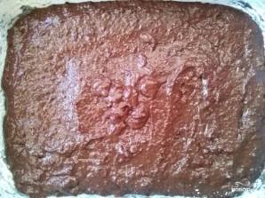 Шоколадный брауни - фото шаг 5