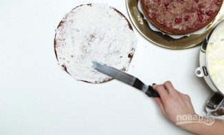 "Торт ""Пьяная вишня"" от бабушки - фото шаг 5"
