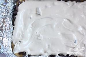 Пирожные с шоколадом и безе - фото шаг 6