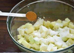 Штрудель с яблоками - фото шаг 3