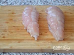 Пастрома из курицы - фото шаг 2