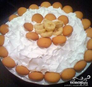 Пирог-пудинг с бананом - фото шаг 5