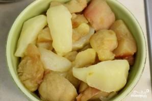 Соус из яблок и груш - фото шаг 2