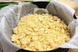 Пирог из песочного теста с картошкой - фото шаг 4