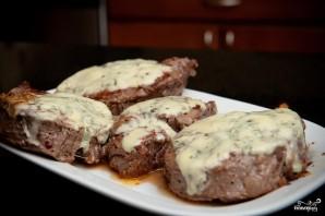 Жареное мясо с чесноком - фото шаг 5