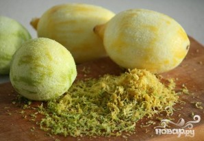 Лимонно-лаймовый курд - фото шаг 1