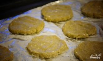Печенье из ржаной муки с творогом - фото шаг 5