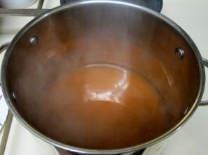 Куриный суп с капустой - фото шаг 1