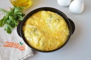 Яичница с кабачками и помидорами - фото шаг 6