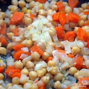Кускус с курицей и овощами - фото шаг 6