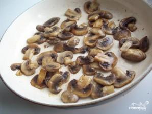 Итальянский суп с грибами - фото шаг 3